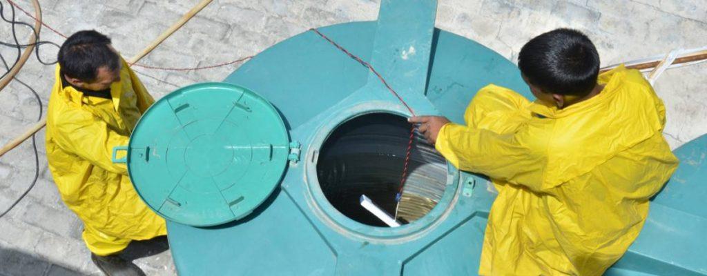 شركة تنظيف خزانات حوطه بني تميم